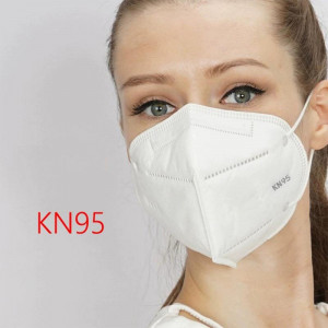 (Free shipping 3-5days) 6 Layers KN95 Mask Anti-dust Mask Dustproof Mask 6-Ply anti-industrial mask Elastic Soft Breathable Face Mask Anti-virus Mask Pm2.5 Dust Mask (y01)