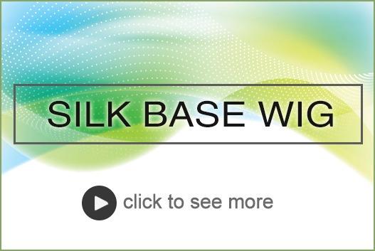 silk base lace wigs